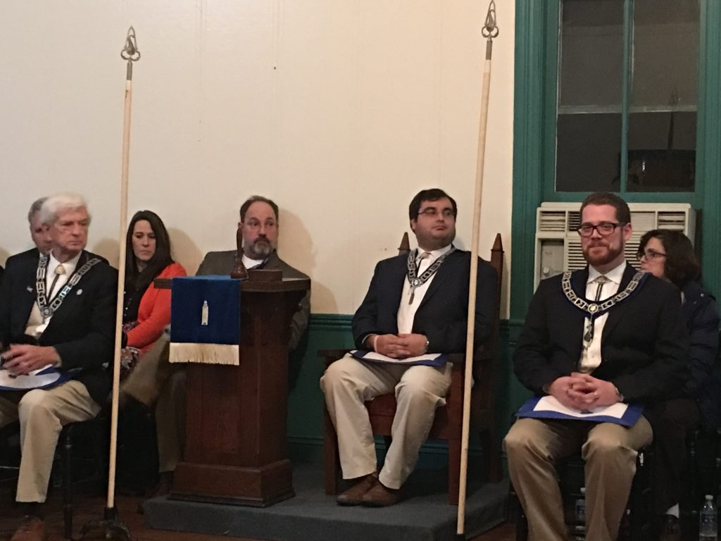 Charter Dinner and Installation Of Officers